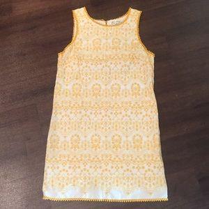 Max Studio embroidered dress